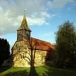 Birdbrook church