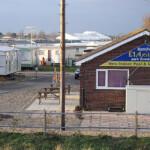 Caravan park, St Osyth beach