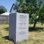 Fambridge airfield memorial