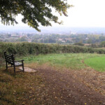 Taunton from Cotlake Hill