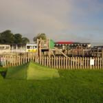 Campsite, Uttoxeter racecourse