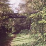 former railway north of Blackwood