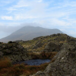 The Arenig ridge