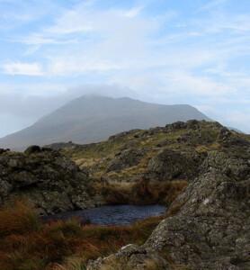 The Arenig ridge