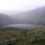 Ffynnon Llugwy reservoir