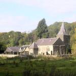 Abbey St Bathans church
