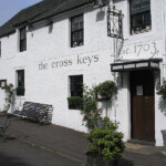 Cross Keys inn, Kippen