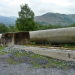 The pipeline above Killin