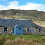 Ben Alder Cottage bothy