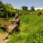 Pilgrim's Way bench