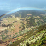 Rainbow over Torside Naze