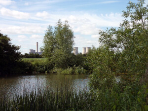 Didcot power stations
