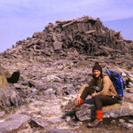 1970s author on the Glyders