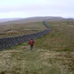 descending from Horse Head