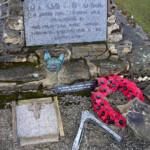 Buckden Pike memorial