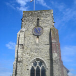 Kingsnorth church