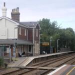 Hamstreet station