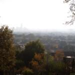 Overlooking Croydon