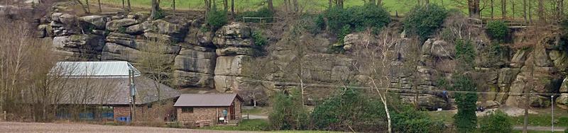 Bowles Rocks