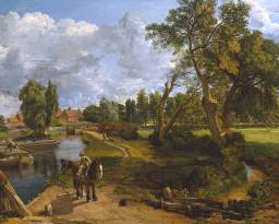 'The Haywain', by John Constable