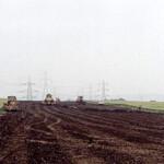 The site of the Eurostar rail line