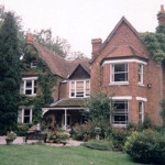 Accommodation: Trotiscliffe Rectory and ...