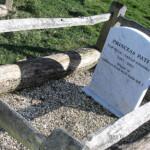 Princess Pati's grave