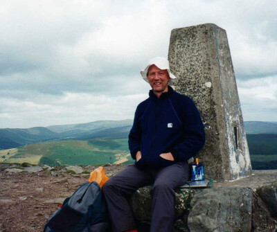 summit of Sugar Loaf