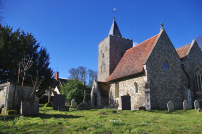 Little Bardfield church