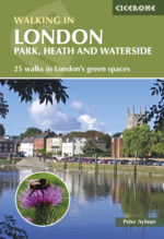 front cover of London book