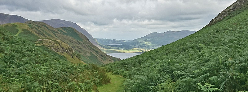 Crumnock Water and Loweswater