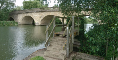 Eynsford bridge
