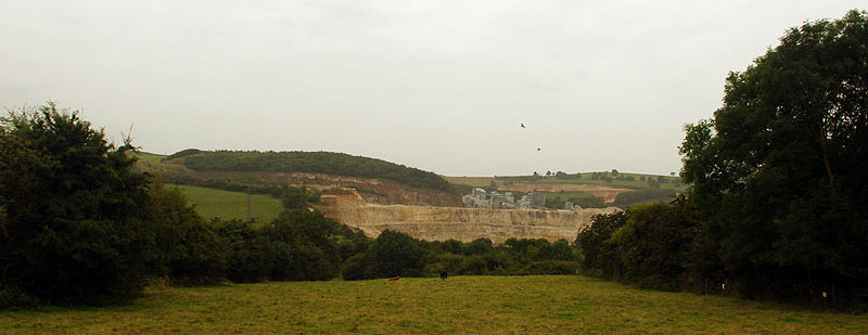 Grange Mill Quarry