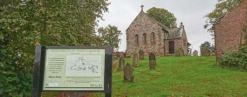 Beaumont church
